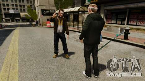 Insult for GTA 4 second screenshot