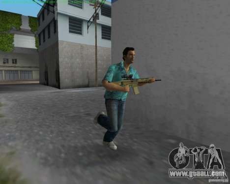 ACR for GTA Vice City third screenshot