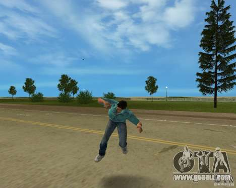 Animation of TLAD for GTA Vice City eighth screenshot