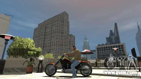 The Lost and Damned Bikes Revenant for GTA 4