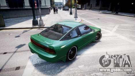 Nissan 240sx v1.0 for GTA 4