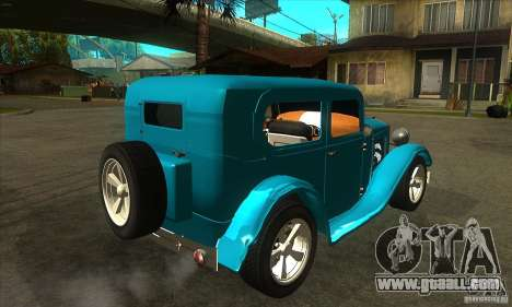 Ford A 1928 Hotrod for GTA San Andreas right view