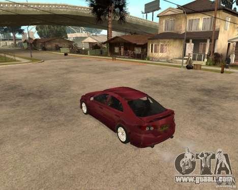 Mazda 6 Sport for GTA San Andreas