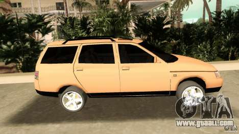 VAZ 2111 for GTA Vice City left view