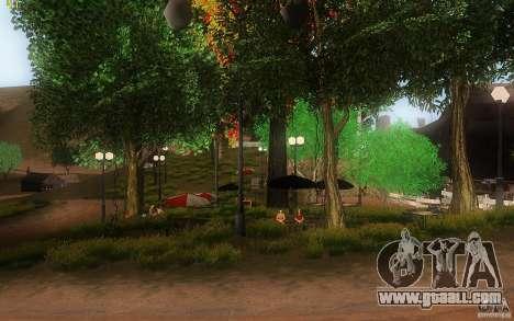 New Country Villa for GTA San Andreas eighth screenshot