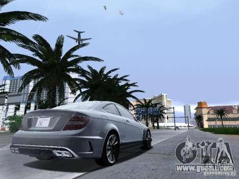 ENB Series by JudasVladislav v2.1 for GTA San Andreas third screenshot