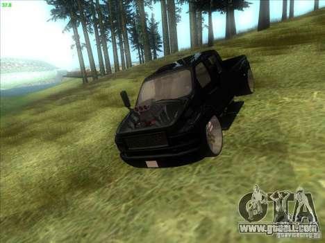 GMC C4500 Pickup DUB Style for GTA San Andreas