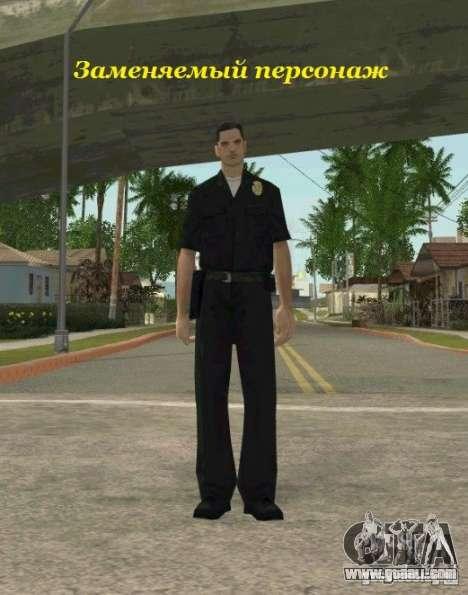Counter-terrorist for GTA San Andreas forth screenshot
