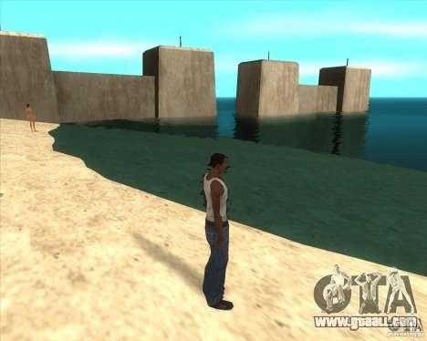 MOD from Jyrki for GTA San Andreas sixth screenshot