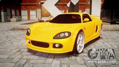 Watson R-Turbo Roadster for GTA 4