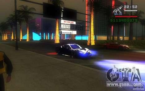 ENBSeries by Gasilovo v2 for GTA San Andreas sixth screenshot