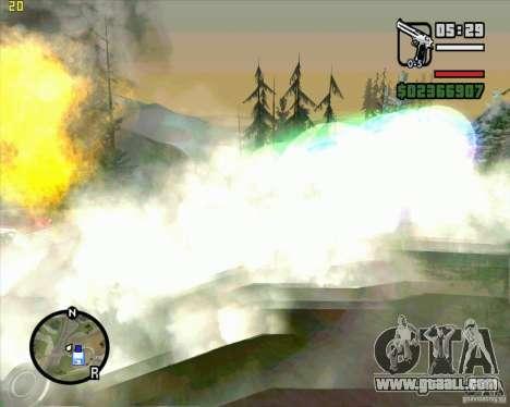 Masterspark for GTA San Andreas third screenshot