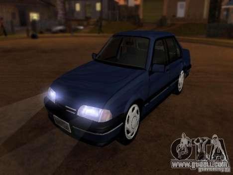 Chevrolet Monza GLS 1996 for GTA San Andreas