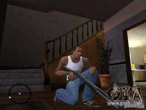 Shotgun for GTA San Andreas