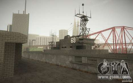 SF Army Re-Textured ll Final Edition for GTA San Andreas eighth screenshot