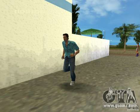 Animation of TLAD for GTA Vice City twelth screenshot