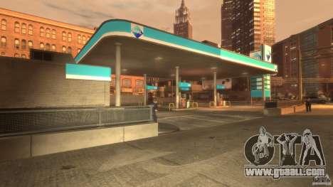 Aral Tankstelle for GTA 4 third screenshot
