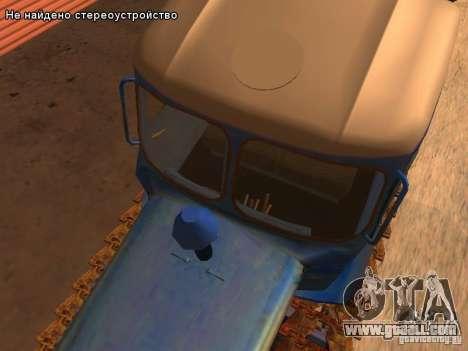 DT-75 m Kazakhstan for GTA San Andreas bottom view