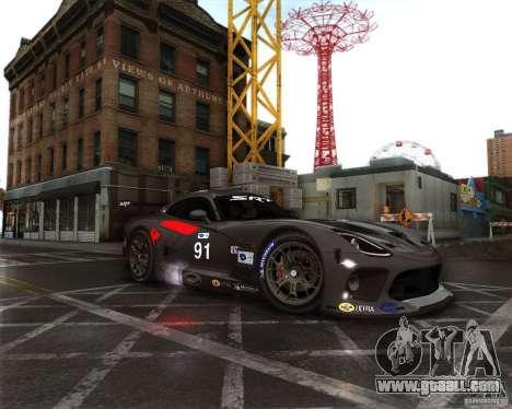 SRT Viper GTS-R V1.0 for GTA San Andreas
