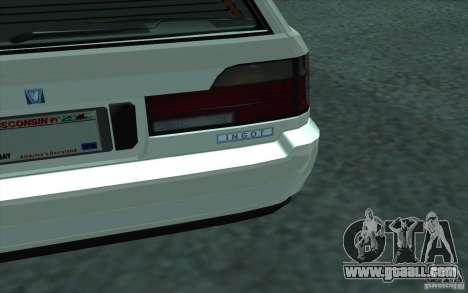 Ingot from GTA 4 for GTA San Andreas back view