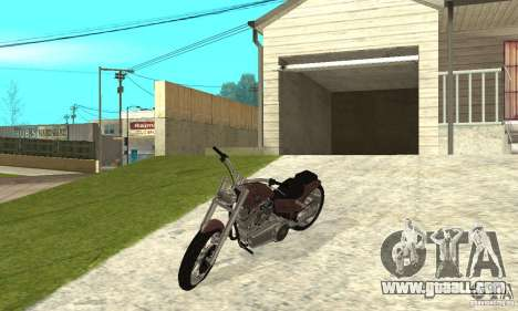 TLAD_Lucan for GTA San Andreas