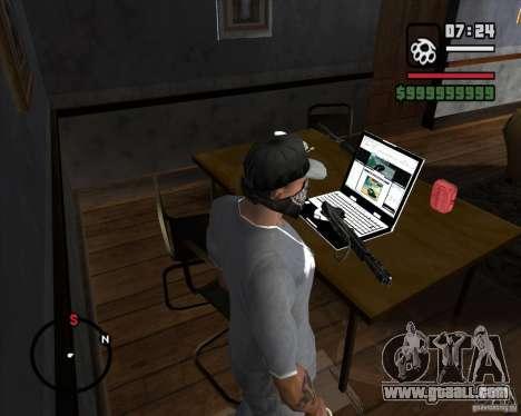 From Left 4 Dead beta v0.2 for GTA San Andreas third screenshot