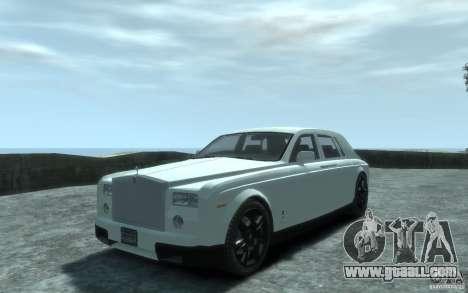 Rolls-Royce Phantom for GTA 4