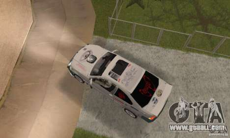 BMW M3 Hamman Street Race for GTA San Andreas right view