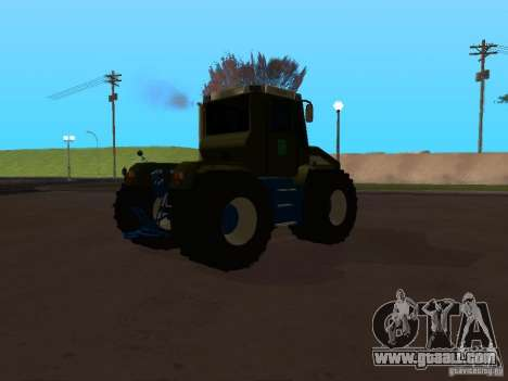 JTA 220 for GTA San Andreas right view