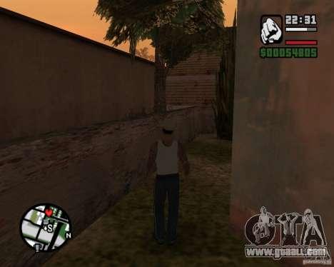 Cj Gopnik for GTA San Andreas third screenshot