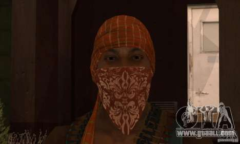 Pirate for GTA San Andreas
