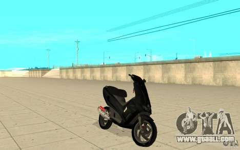 Gilera Runner 50SP Skin 2 for GTA San Andreas