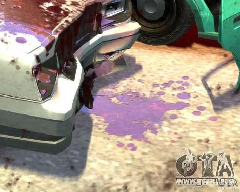 Blood Tweak 1.0 for GTA 4 tenth screenshot