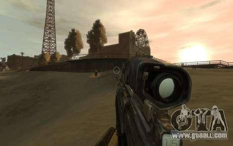 Halo 4 Master Chief for GTA 4 seventh screenshot