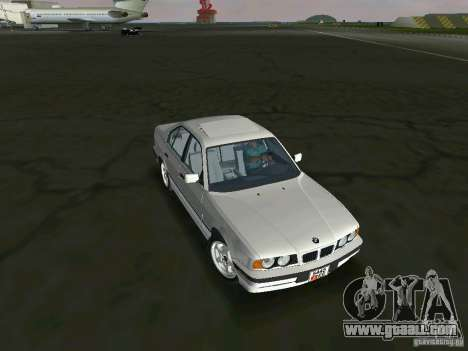 BMW 540i (E34) 1992 for GTA Vice City