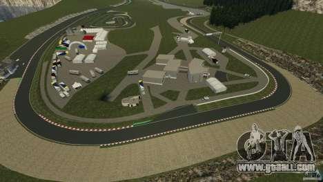 SPA Francorchamps [Beta] for GTA 4 ninth screenshot