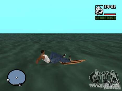 Cerf for GTA San Andreas forth screenshot