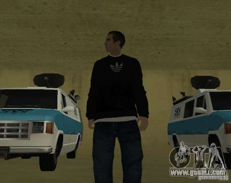 Italian Reporter for GTA San Andreas second screenshot