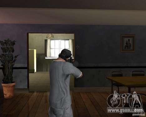 Automatic g37 for GTA San Andreas third screenshot
