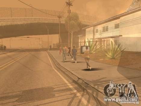 Quake mod [Earthquake] for GTA San Andreas eighth screenshot