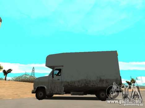 New Mule for GTA San Andreas left view