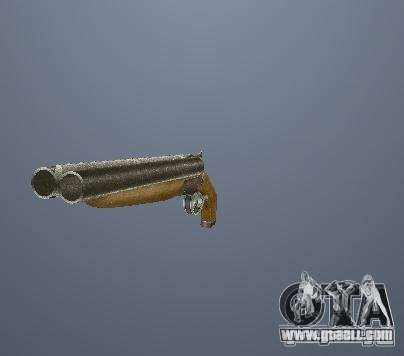 Pak high polygonal weapons for GTA San Andreas forth screenshot