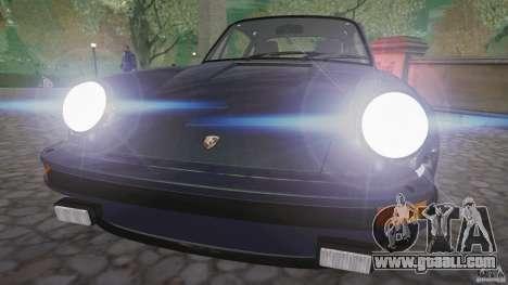 Porsche 911 1987 for GTA 4 right view