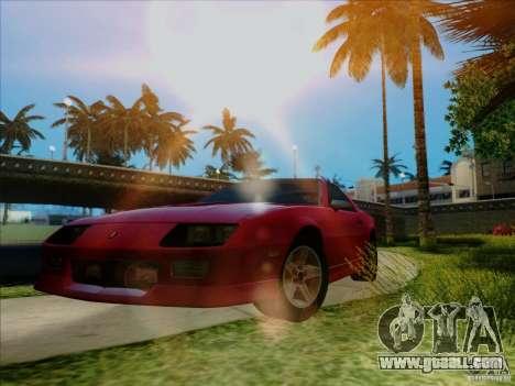 ENB v1.01 for PC for GTA San Andreas second screenshot