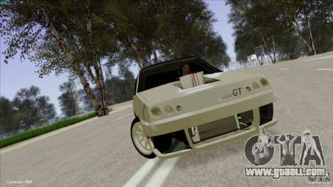 ВАЗ 2108 Sport for GTA San Andreas side view