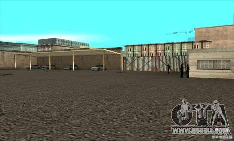 Renewal of driving schools in San Fierro for GTA San Andreas forth screenshot