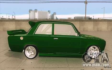 Vaz-2101 Lada Sport for GTA San Andreas inner view