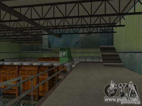 Open area 69 for GTA San Andreas second screenshot