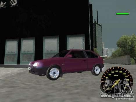 VAZ 2108 classic for GTA San Andreas