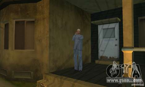 Project x on Grove Street for GTA San Andreas third screenshot